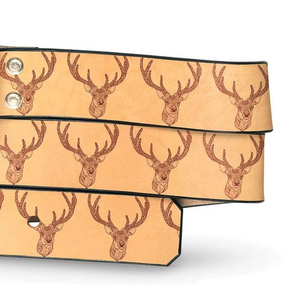 Deersinglefront